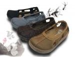 耐力鞋款-寬頭僧鞋